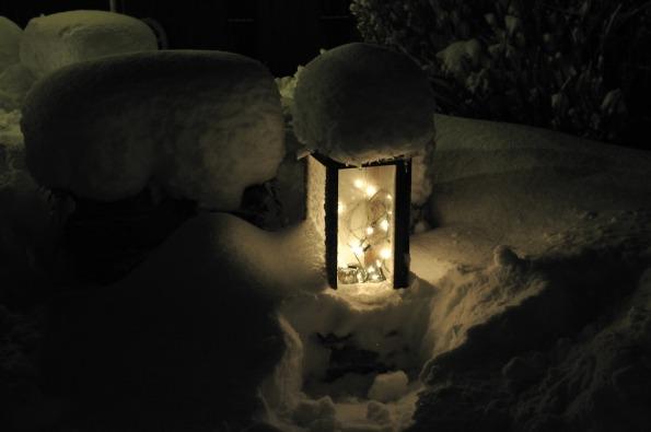 Julbelysning 3
