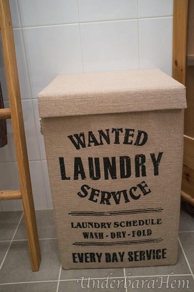 Ny-tvättkorg
