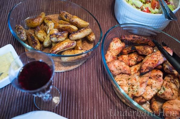 Kyckling-marinerad-i-smör&rapsolja-