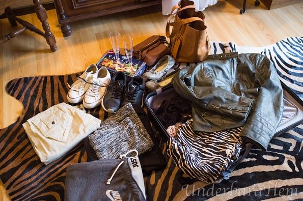Packa-väska