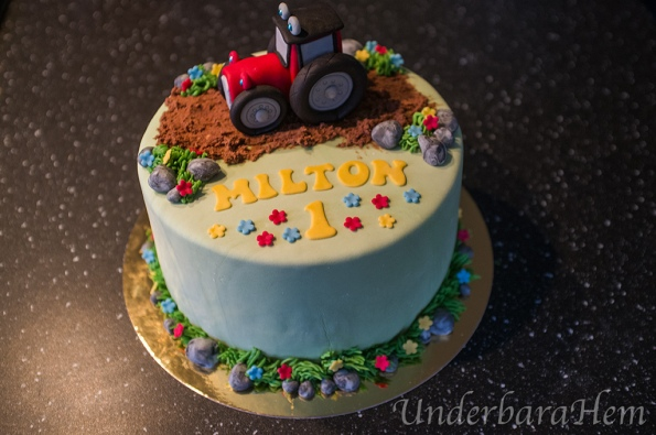 Miltons-tårta