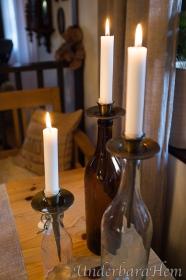 Ljusstakar-i-flaska