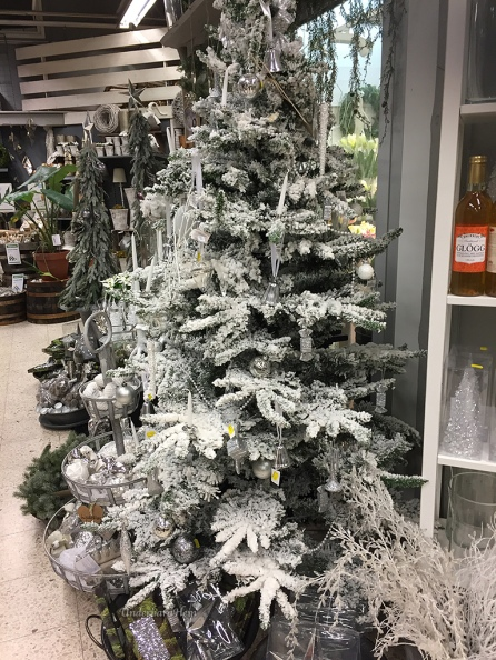 Snö-på-julgran