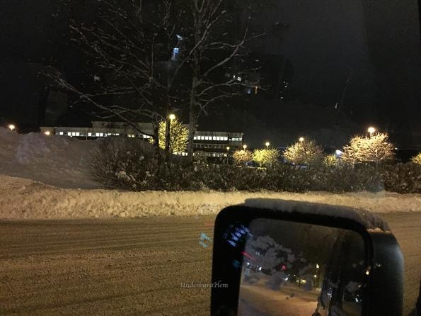 Snö-på-jobbet