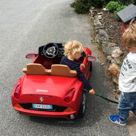 Tankar-Ferrari