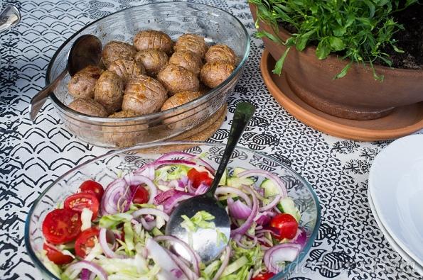Sallad-och-rostad-potatis