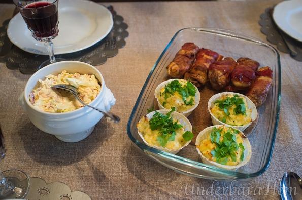 chilimarinerad-kycklinglårfilé-med-potatismuffins