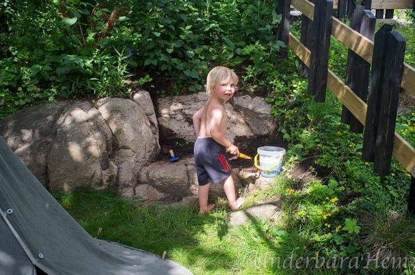Milton-gräver